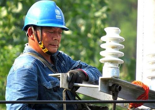 哈尔滨电力物资施工